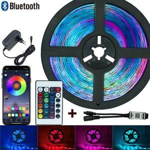 32.8ft LED Light Strip Color Changing Rope Lights